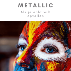 Metallic enveloppen 11 x 22 cm